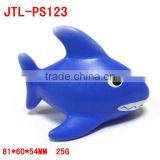 Sell Plastic Rubber Small Shark Toys/Novelty Bath Toys