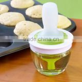 Chef's Basting Set Silicone Oil Brush