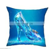 new movie cinderella print pillow case any pattern can be customize supplier