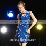 Royal blue sexy homecoming dresses