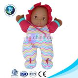 Custom Cartoon Baby Dolls Wearing Clothes Sweet Infant Dolls Kids Educational Toys