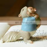 funny garden figurines animal squirrel