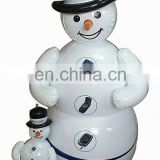 Inflatable Snowman for Adervertising