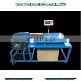 Pillow filling machine with weight table, can control weight anytime