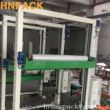 hennopack fully automatic  stretch  type pallet top foil covering machine