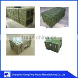 Durable plastic rotational moulding military tough box                                                                         Quality Choice