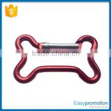 Different shapes climing aluminium carabiner snap hook