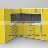 Customized Modular Tool Box Garage Storage System                                                                         Quality Choice