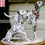 2016 New Modern High Quality Craft Art Statues Animal Decoration Fiberglass Sculpture