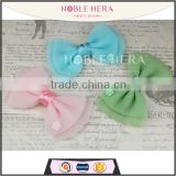 New Arrival DIY Flower Bow Handmade Hair Clips Hairpins Hair Accessories Wholesale