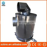 Laidong diesel engine parts, Farm tractor engine part LD24 LD28 engine air filter assy/air cleaner assy