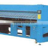Anti-static control feature hotel sheet folding machine