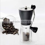 The latest coffee grinder manual hand Slim Ceramic Burr Coffee Grinder hand crank coffee grinder coffee mill
