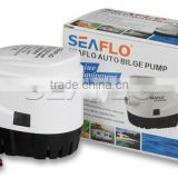 Automatic Solar Mini Submersible Pump with Float Switch