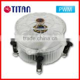 Hot product PWM intelligent fan controller Cpu cooling fan for Intel LGA 775