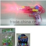 2015 Newest Hot Sale LED Flashing Blaster Gun for Kids