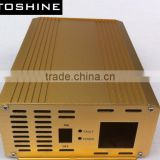 hot selling customized 6063 auto power inverter aluminum shell