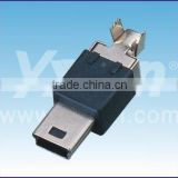 Mini USB 5P( Male, Solder Type),USB Connector