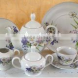 20pcs/30pcs porcelain boxed dinner sets, crockery for restaurant, elegant dinnerware sets