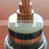 High voltage HV STEEL WIRE ARMORED CABLE 26/35kV COPPER CONDUCTOR XLPE INSULATED STEEL WIRE ARMORED CABLE