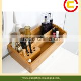 Bamboo Storage Box For Desk
