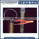 High Quality IEC60695 Nickel Alloyed Loop for Glow Wire U Type Testing Apparatus