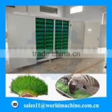 Livestock feed greenhouse hydroponic equipment/hydroponic container