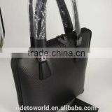 Men's Briefcase Matt Carbon Fiber Handbags