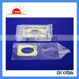 New Pediatric urine collection bag disposable baby urine collection bag plastic urine bag