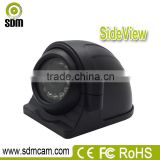 Most popular bus truck metal housing waterproof outdoor sideview cameras 800TVL SONY CCD