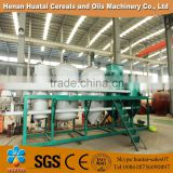 2016 Huatai Factory Best Selling Mini Scale Crude Oil Refinery for Sale