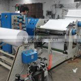 High quality adhesive tape hot melt adhesive coating machine for medical tape fabric with CE