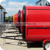 2014 Preferential Price Mobile Fast Food Tricycle Store Cart Design by Customer XR-FC220 B