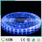 LED flexible strip light high lumen IP33 30LED/m Blue SMD 3528 flexible strip light DC12V