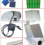 REOO Solar panel raw material and solar cell and PV junction box                                                                                                         Supplier's Choice