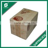 PAPER MATERIAL CORRUGATED ELECTRIC FANS SHIPPING BOX CUSTOM PRINT CARTONS FOR HOME APPLIANCE USE
