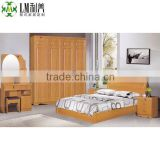 Home furniture style italian bedroom set 304218-4