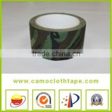 100% Cotton Wholesale Wild Outdoor Forest Hunting Camouflage Woodland Tape With Mixed Popular Design For Military