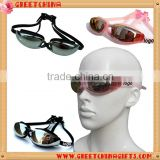 Anti Fog UV Swimming Goggles Professional Electroplate Waterproof Swim Glasses for Male and female