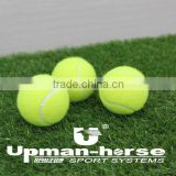 Chemical fiber tennis ball