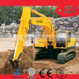general agency for Hyundai excavator 21t Hyundai Crawler excavator for sale R215LC-7C