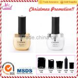 chrismas hot sale Acrylic nail art top coat gel polish, Nail gel polish top coat nail art top coat gel polish