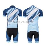 Men Bicycle Bike Cycle 3-D Short Sleeve Jersey sets