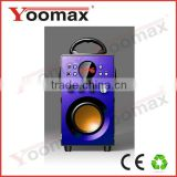 China supply good price loud sound high power portable 2.1 system outdoor stage sound system speaker