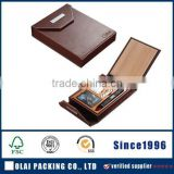 New Design Leather Cigar Case,Humidors