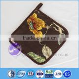 2015 HIGH QUALITY NEW DESIGN,AROUND THE WROLD THEME COTTON POT HOLDER