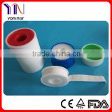 Medical Zinc Oxide Adhesive Plaster Tape Plastic Packing CE FDA Certificated Manufacturer