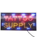 Lot 20 Multicolor LED Light TATOO SUPPLY Signs Display New 220V 3W/LED Display