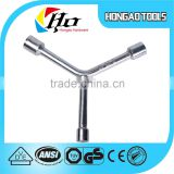 Y type Socket wrench,Socket wrench repair bicycle trigeminal hexagonal wrench (Crv steel)