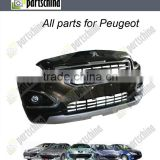 7401RZ 7452YL 742285 742286 FRONT BUMPER GRILLE for Peugeot 3008                                                                         Quality Choice